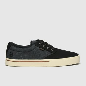 Etnies Dark Grey Jameson 2 Eco Mens Trainers