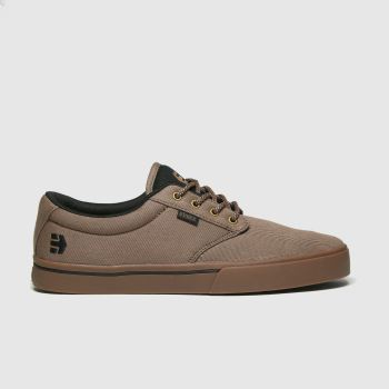 Etnies Brown Jameson Preserve Mens Trainers