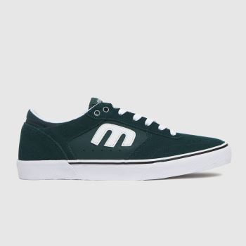 Etnies Green Windrow Vulc Mens Trainers