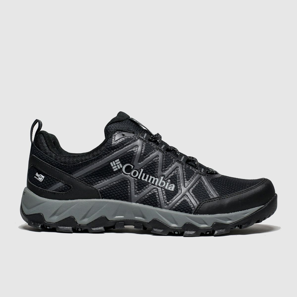 Columbia Black & Grey Peakfreak X2 Trainers