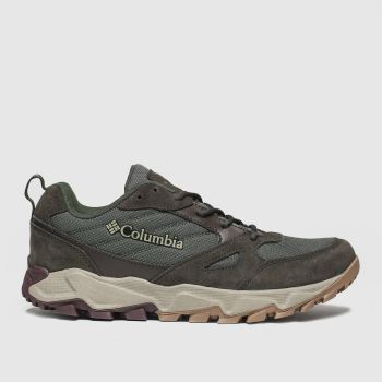 Columbia Khaki Ivo Trail Mens Trainers
