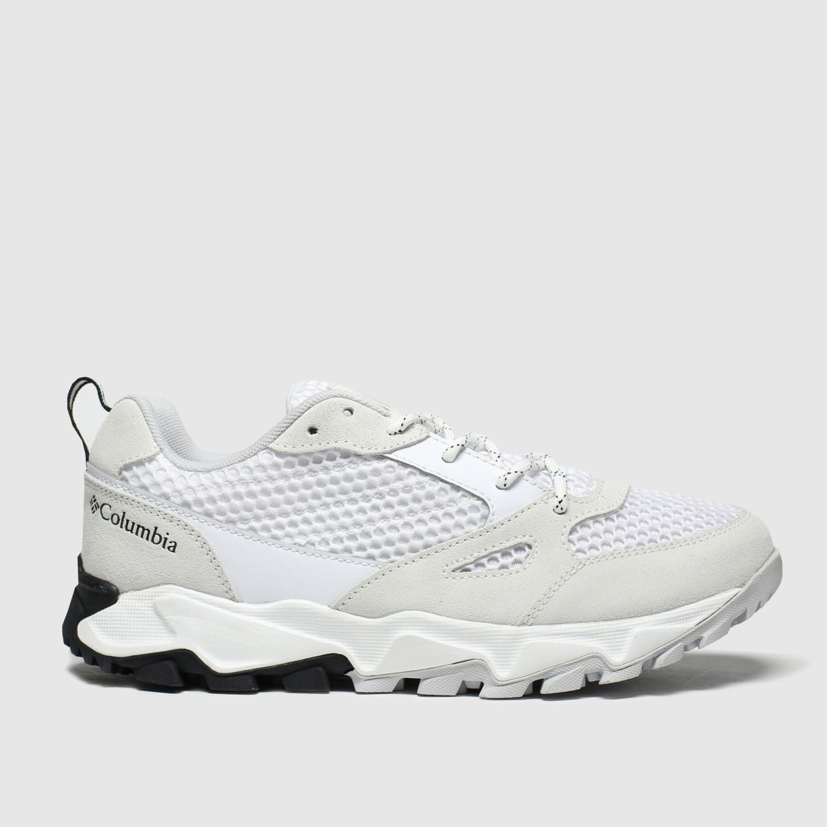 Columbia White & Black Ivo Trail Breeze Trainers