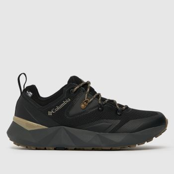 Columbia  Black Facet 30 Outdry Mens Trainers