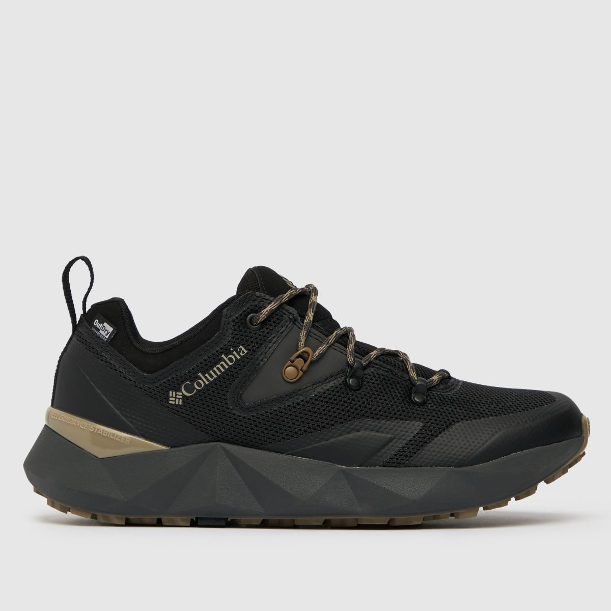 Columbia  Black Facet 30 Outdry Trainers