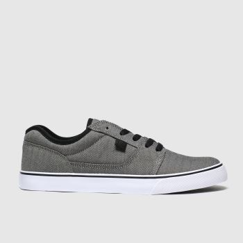 Dc Black & Grey Tonik Tx Se c2namevalue::Mens Trainers