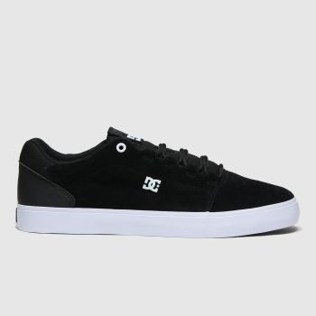 DC Black Hyde Mens Trainers