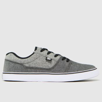 DC Black & Grey Tonik Tx Se Mens Trainers