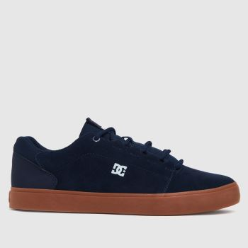 DC Navy Hyde Trainers