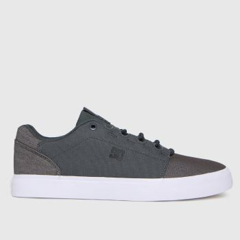 DC Grey Hyde Mens Trainers