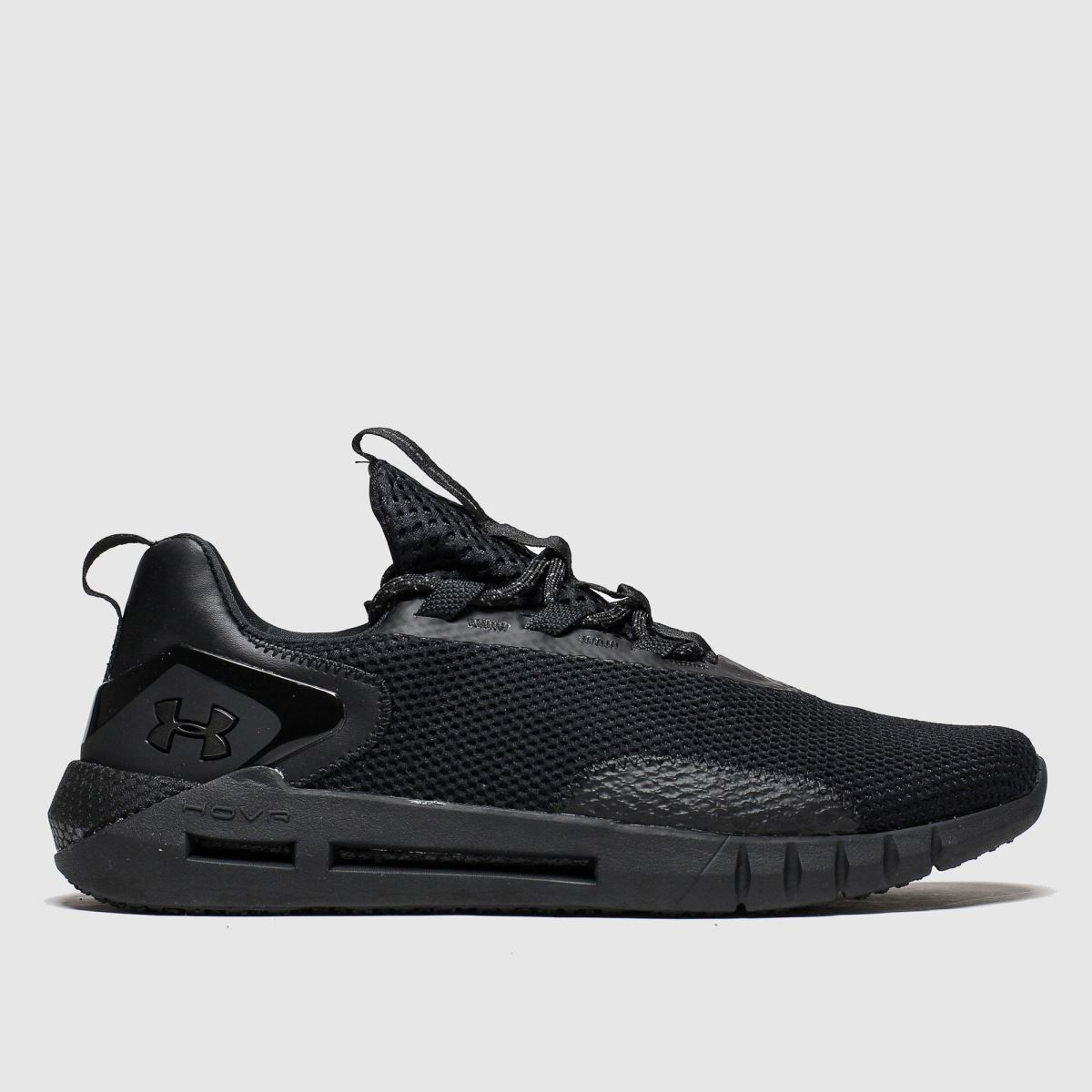 Under Armour Black Hovr Strt Trainers