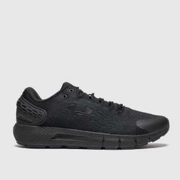 Under Armour Black Charged Rogue 2 Mens Trainers