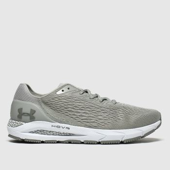 Under Armour Khaki Hovr Sonic 3 Mens Trainers