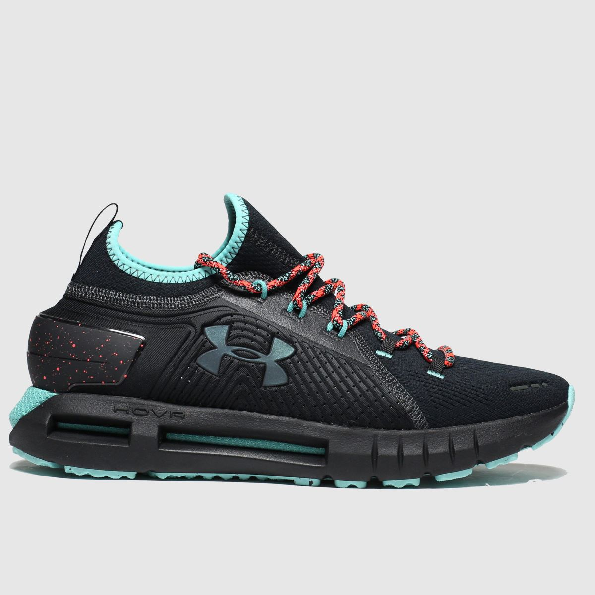 Under Armour Black Hover Phantom Se Trainers