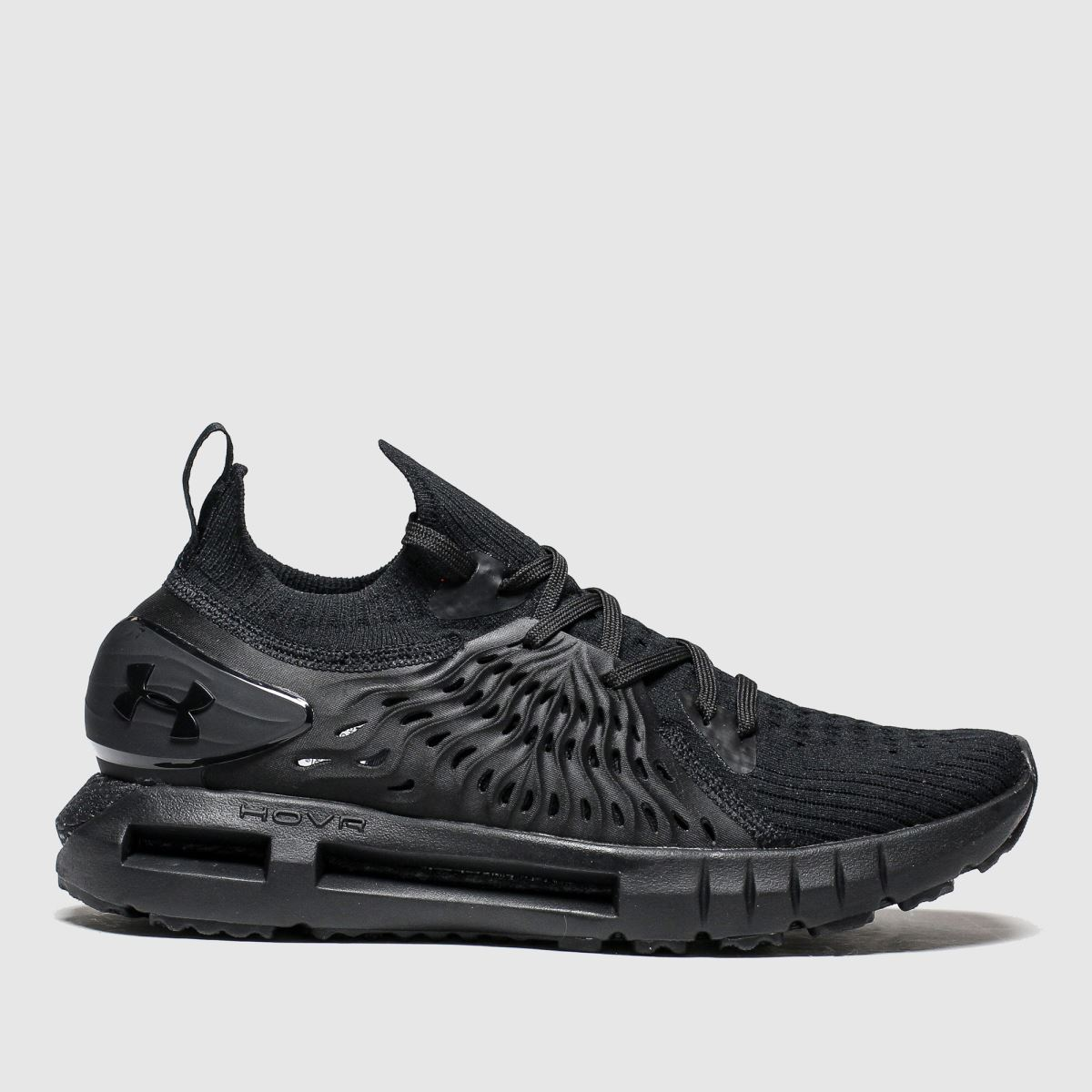 Under Armour Black Phantom Rn Trainers