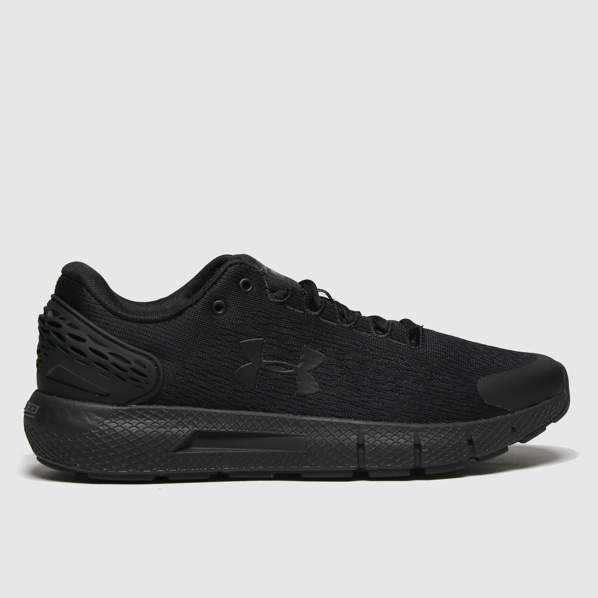 Under Armour Black Charged Rogue 2 Trainers