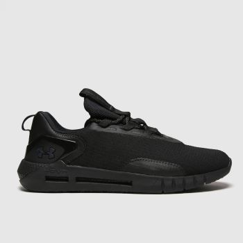 Under Armour Black Hovr Strt Nm1 Mens Trainers