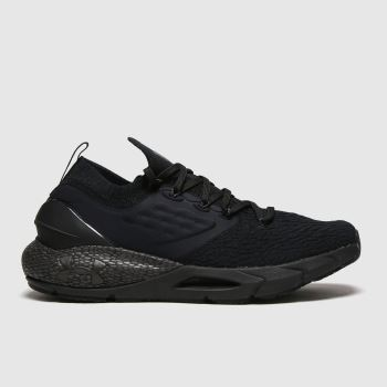 Under Armour Black Hovr Phantom 2 Mens Trainers