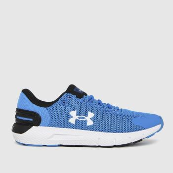 Under Armour Blue Charged Rogue 2.5 Mens Trainers
