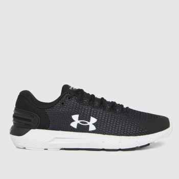 Under Armour Black Charged Rogue 2.5 Trainers
