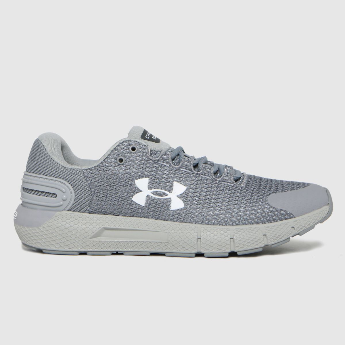 Under Armour Grey Charged Rogue 2.5 Trainers