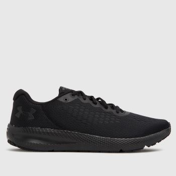 Under Armour Black Charged Pursuit 2 Mens Trainers