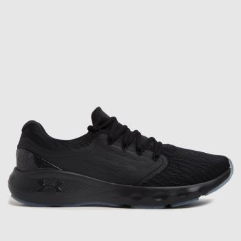 Under Armour Black Charged Vantage Mens Trainers