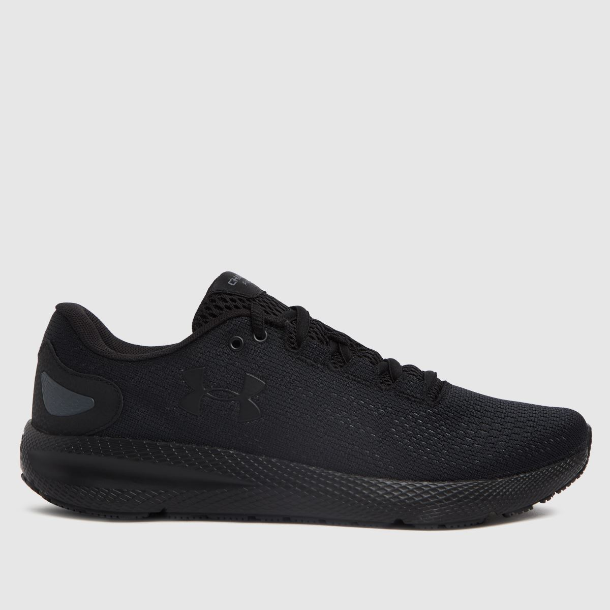 Under Armour Black Charged Pursuit 2 Trainers
