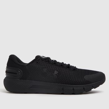 Under Armour Black Charged Rogue 2.5 Mens Trainers