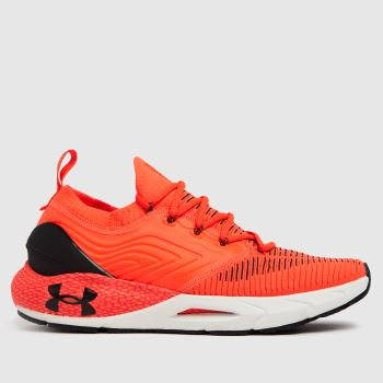 Under Armour Red Hovr Phantom 2 Inknt Mens Trainers