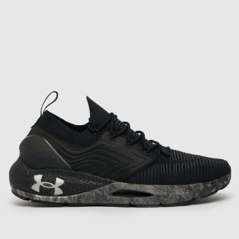 Under Armour Black Hovr Phantom 2 Inknt Mens Trainers