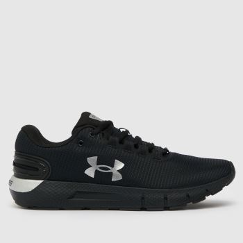 Under Armour Black Charged Rogue 2.5 Storm Mens Trainers