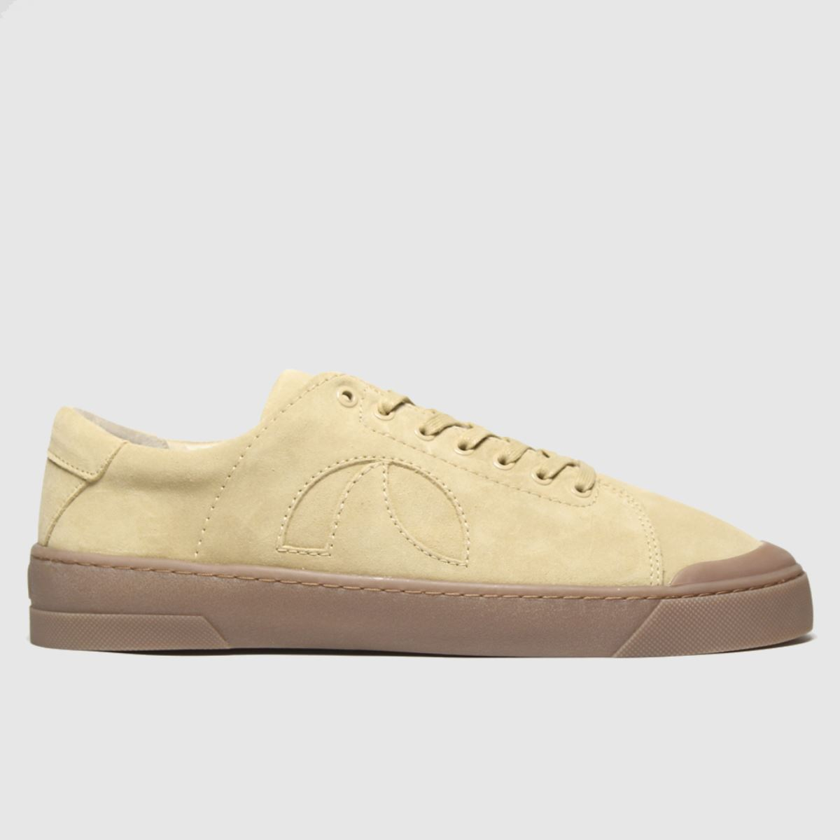 Roscomar Stone Blvd Suede Trainers