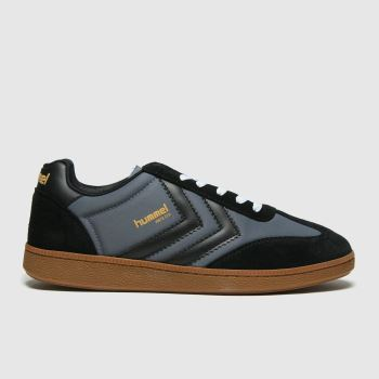 hummel Black Vm78 Cph Nylon Mens Trainers