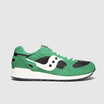 Saucony Green Shadow 5000 Mens Trainers