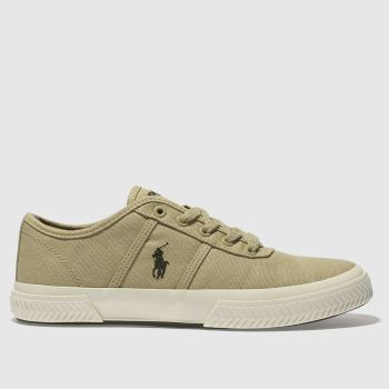 Polo Ralph Lauren Stone Tyrian Mens Trainers