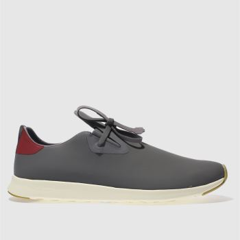 Native Grey Apollo Moc Mens Shoes