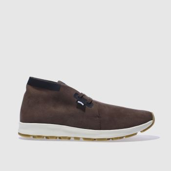 Native Brown Ap Chukka Hydro Mens Boots
