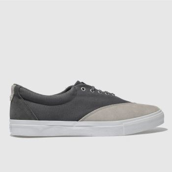 Diamond Supply Co Grey AVENUE Trainers