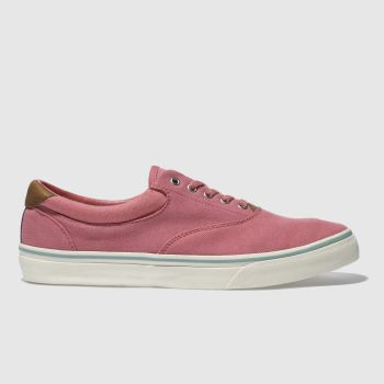 Polo Ralph Lauren Pink Thorton Ii Mens Shoes
