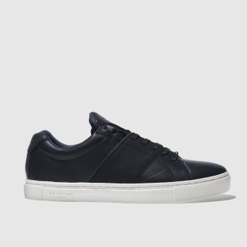 Ted Baker Navy Quana Mens Trainers