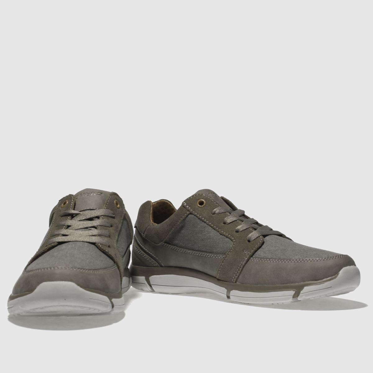 Herren Grau skechers Edmen Ristone Schuhe | schuh Gute Qualität beliebte Schuhe
