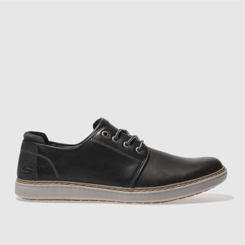 Skechers Black LANSON VERNES Shoes