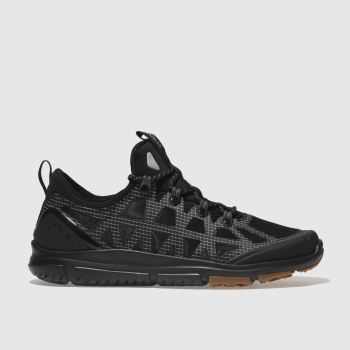 Polo Ralph Lauren Black ADVENTURE 200 Trainers