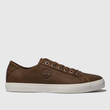 Timberland Brown Union Wharf Mens Shoes