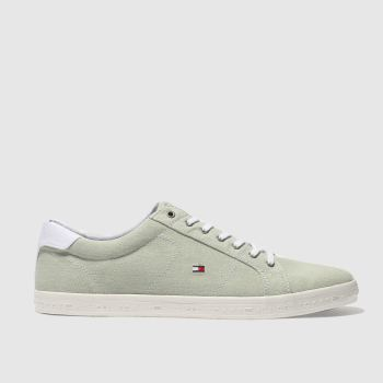 Tommy Hilfiger Blue Essential Ll Mens Trainers