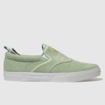Diamond Supply Co Green BOO J XL Trainers