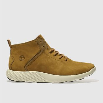 Timberland Brown Flyroam Super Ox Mens Trainers