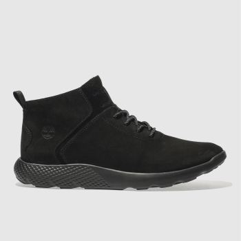 Timberland Black FLYROAM SUPER OX Trainers