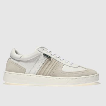 Paul Smith Shoe Ps White Reemo Mens Trainers