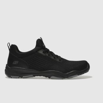 Skechers Black LARSON NORVEN Trainers
